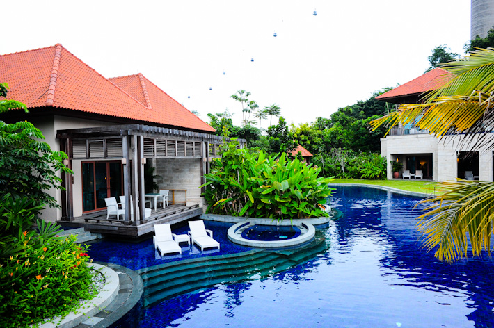 Equarius Beach Villa Pool