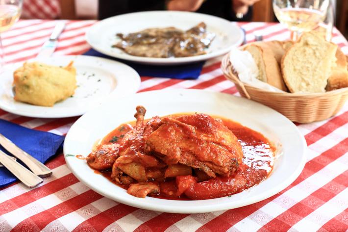 La Taverna Dei Quaranta Roma