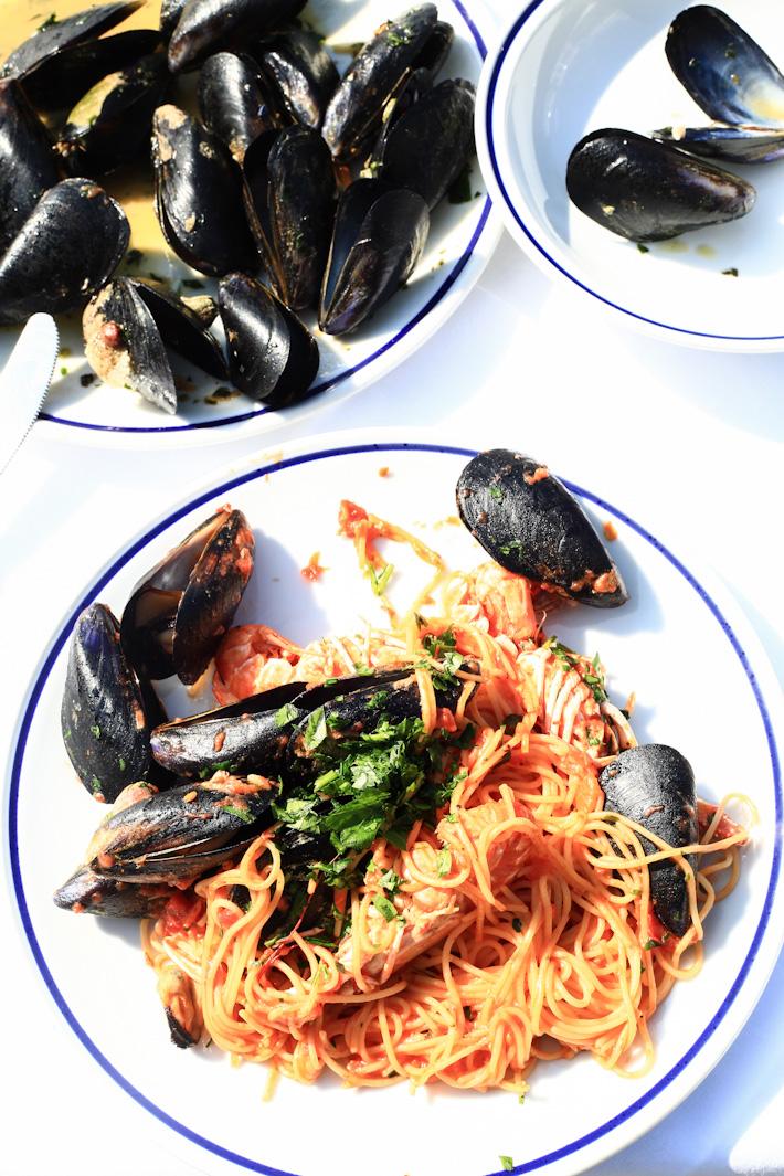 Ligurian Seafood