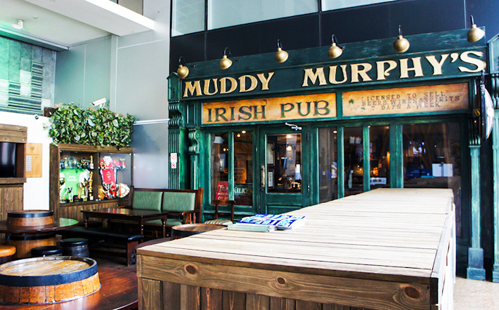 Muddy Murphy