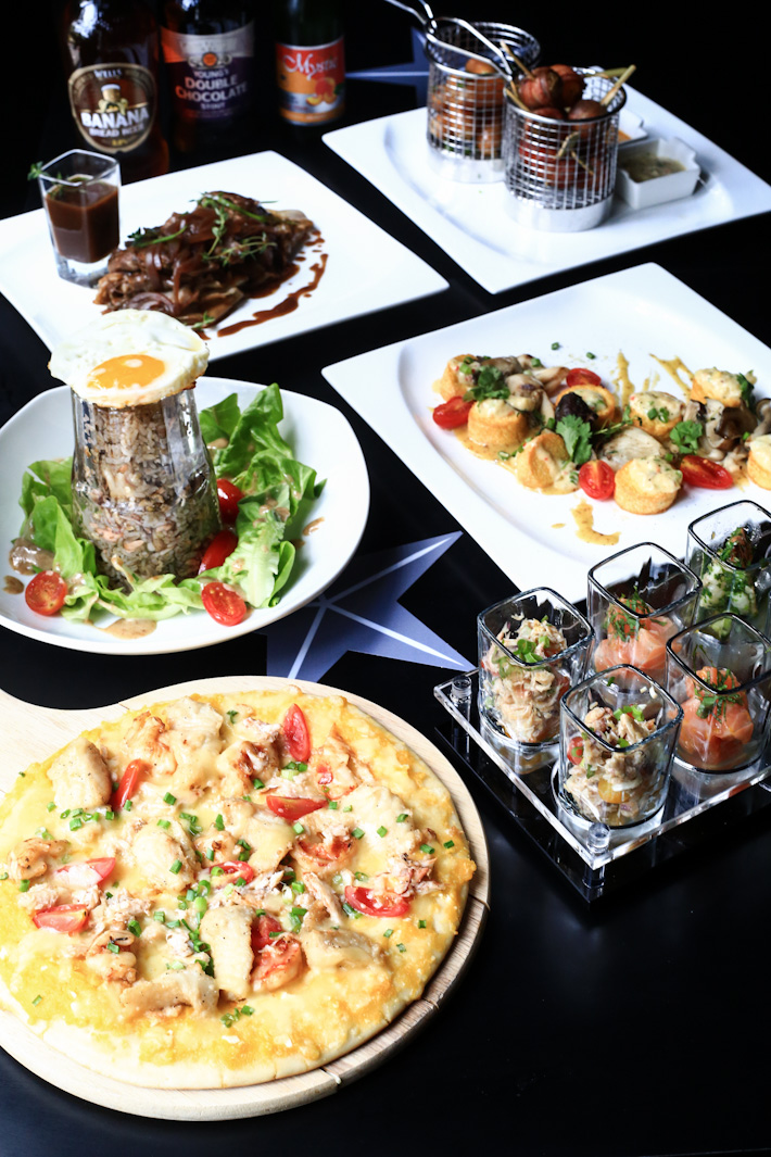 Tze Char Dishes