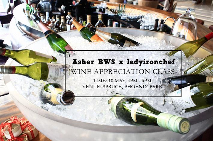 Asher Wine Appreciation