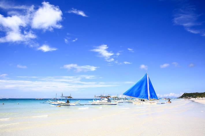 Boracay's Beach