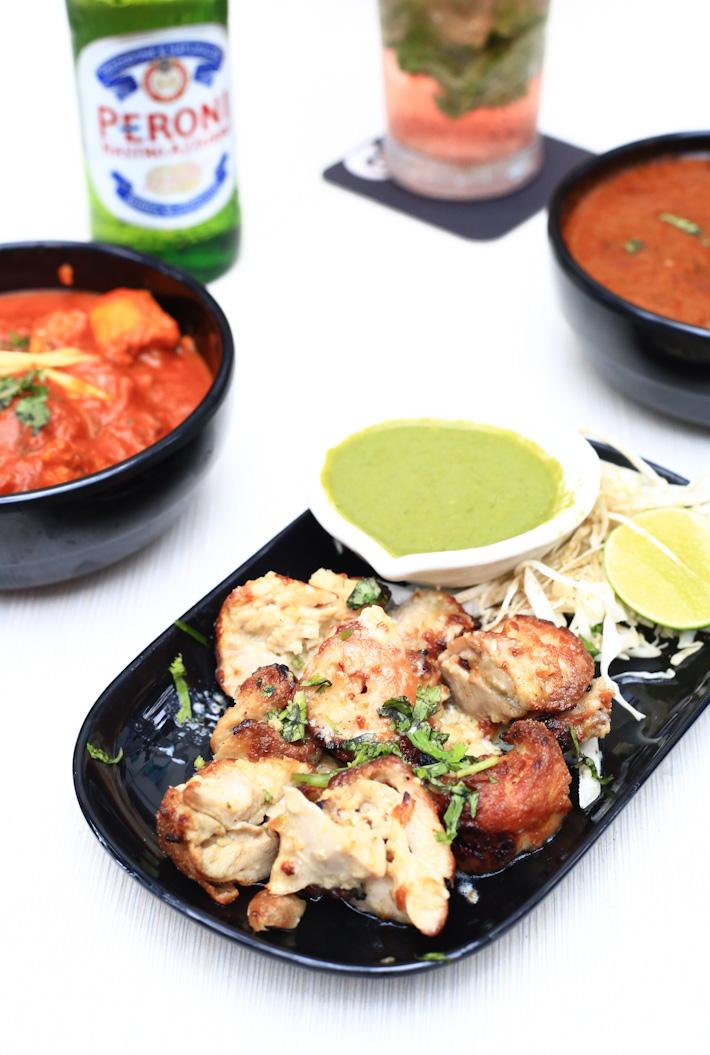 Chicken Malai Kebab