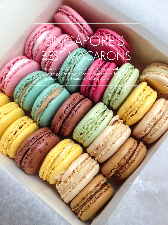 Singapore Best Macarons Guide