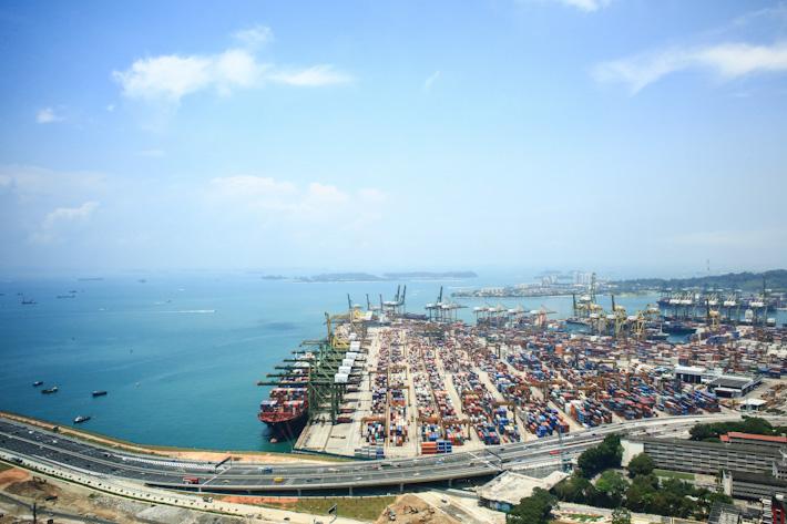 Singapore south coast
