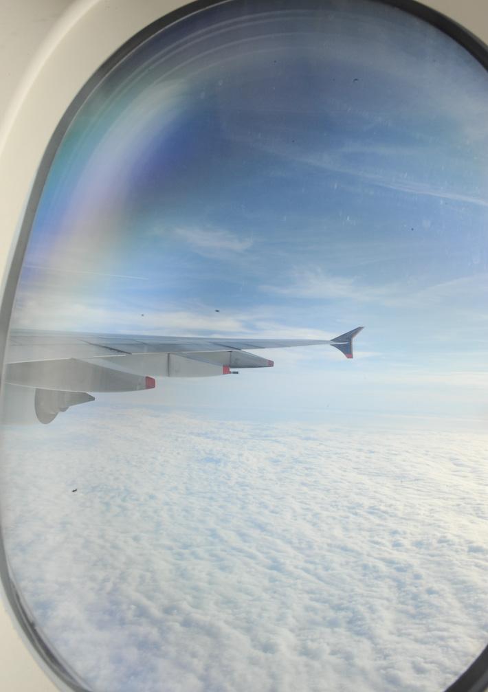 Singapore to New York