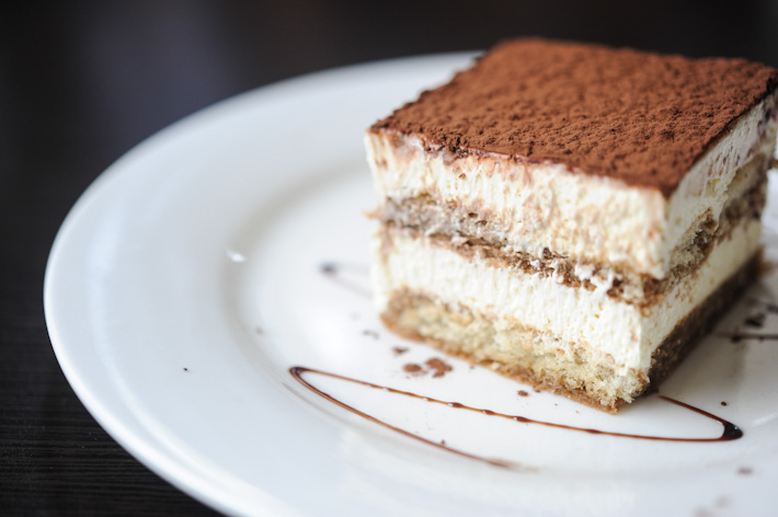 Bella Pizza Tiramisu