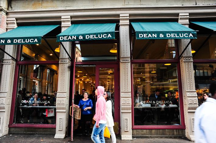 Dean & Deluca Soho