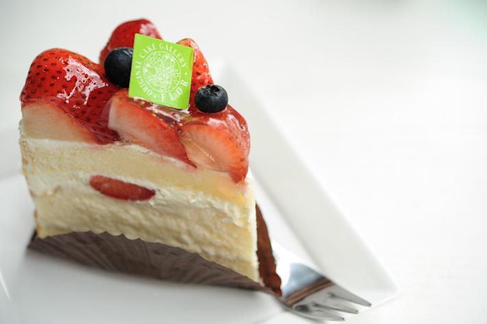 Flor Strawberry Souffle