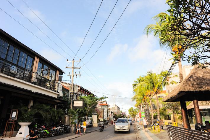 Seminyak Main Street