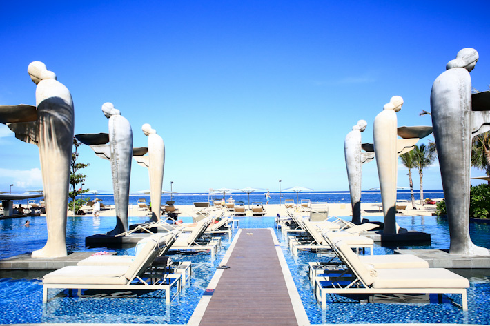 The Mulia Resort Ocean Pool