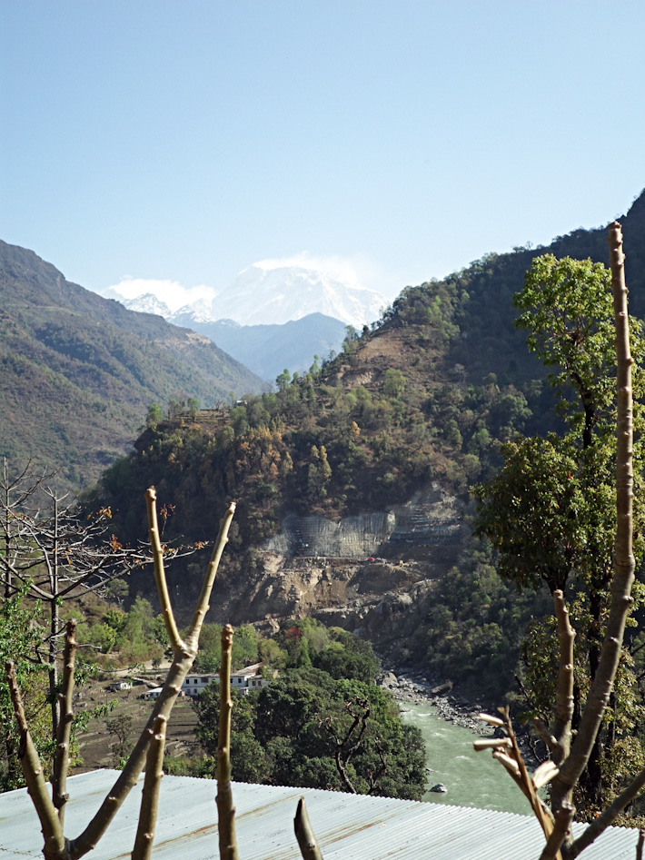 Annapurna's mountains