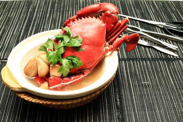 Crab Kut Teh