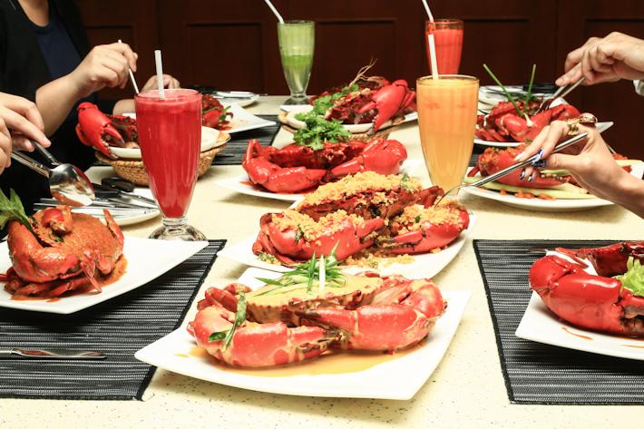 Ultimate Crab Buffet