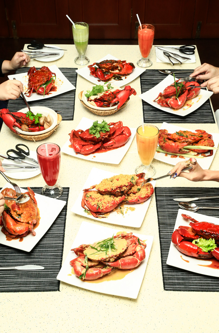 Ultimate Crab Feast