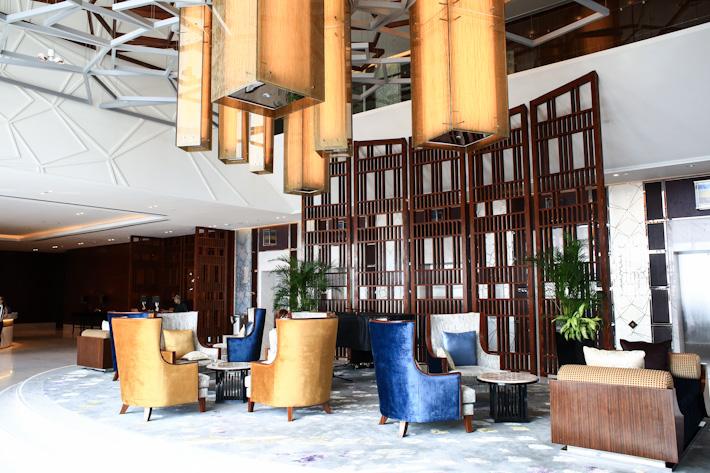 Westin Singapore Lobby