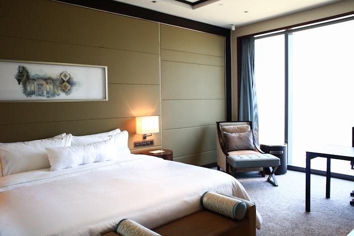 Westin Singapore Room