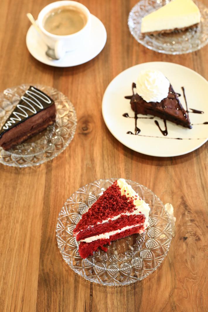 Fika desserts