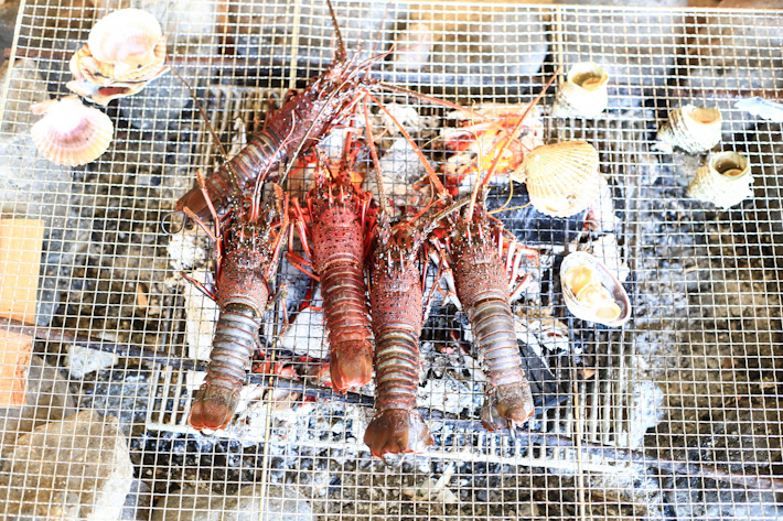 Ise Lobster