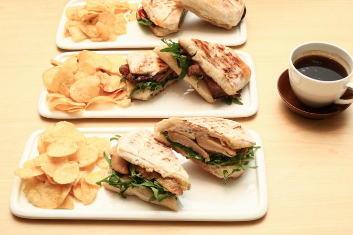 Patisserie G Sandwich