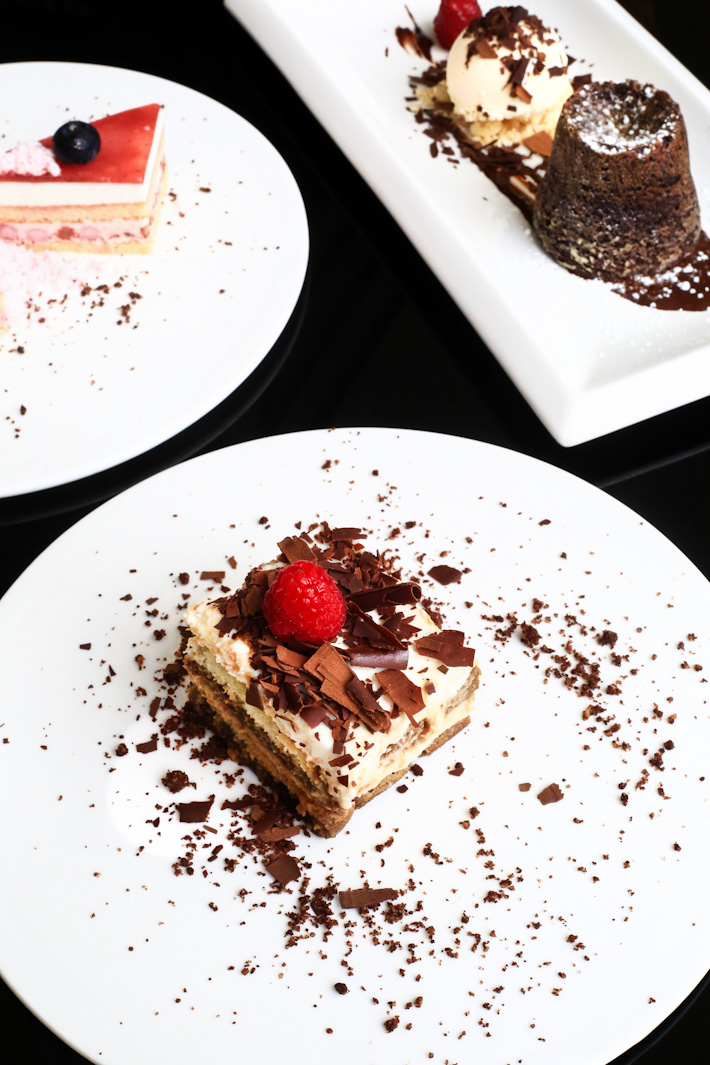 Quayside Fish bar desserts