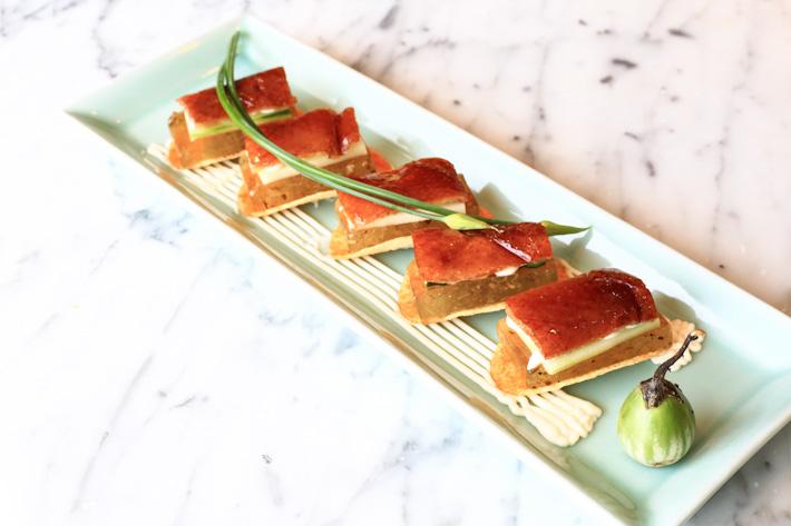 Sliced Peking Duck Jelly