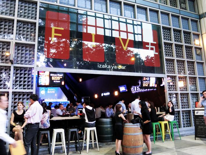 Five Bar Izakaya