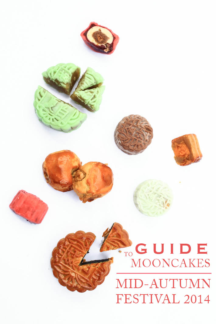 Mooncake Guide 2014