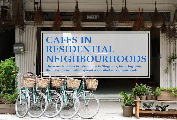 Neighbhourhood Cafes Guide