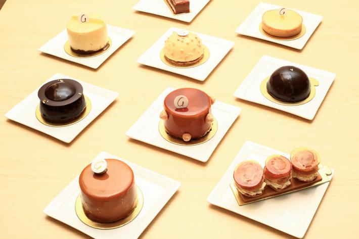 Patisserie G Desserts