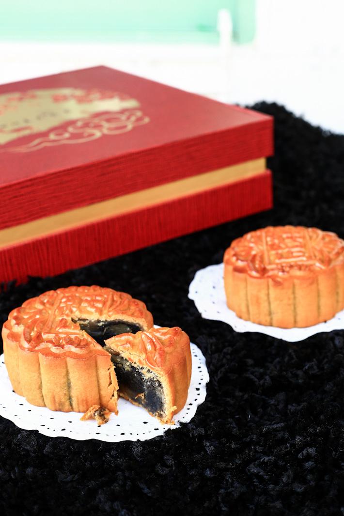 Si Chuan Dou Hua Mooncake