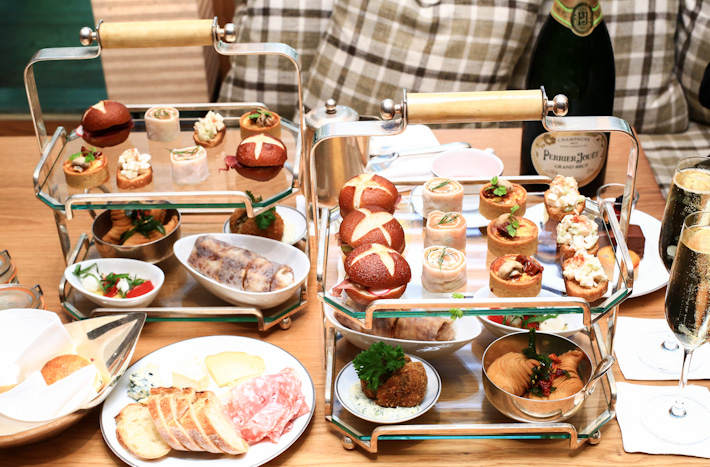 10 SCOTTS Afternoon Tea