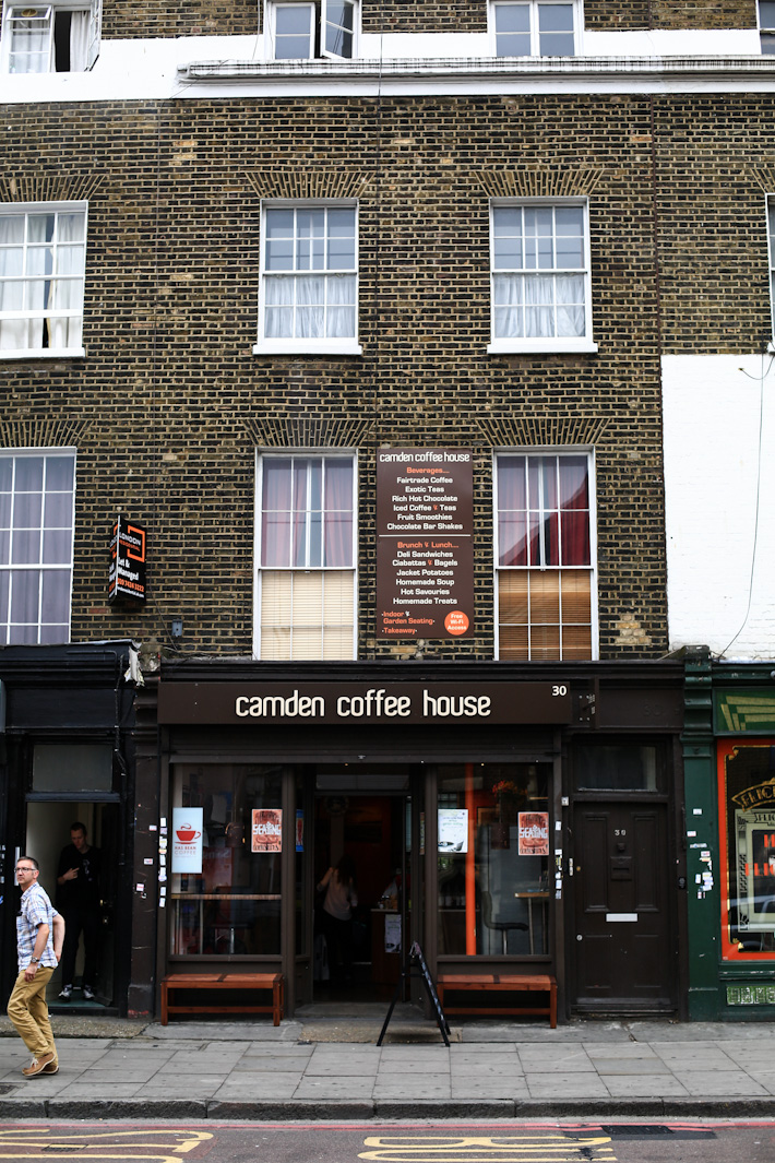 Camden House Coffee