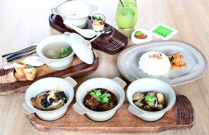 Lime Nyonya Lunch