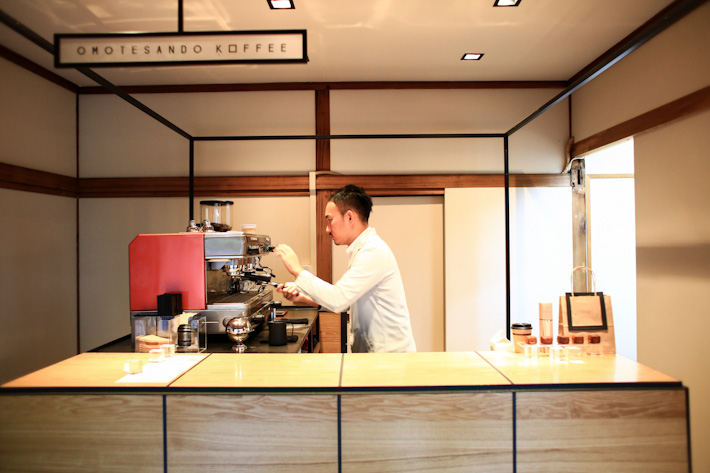 Omotesando Coffee