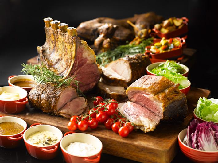 Plaza Brasserie Roast Buffet