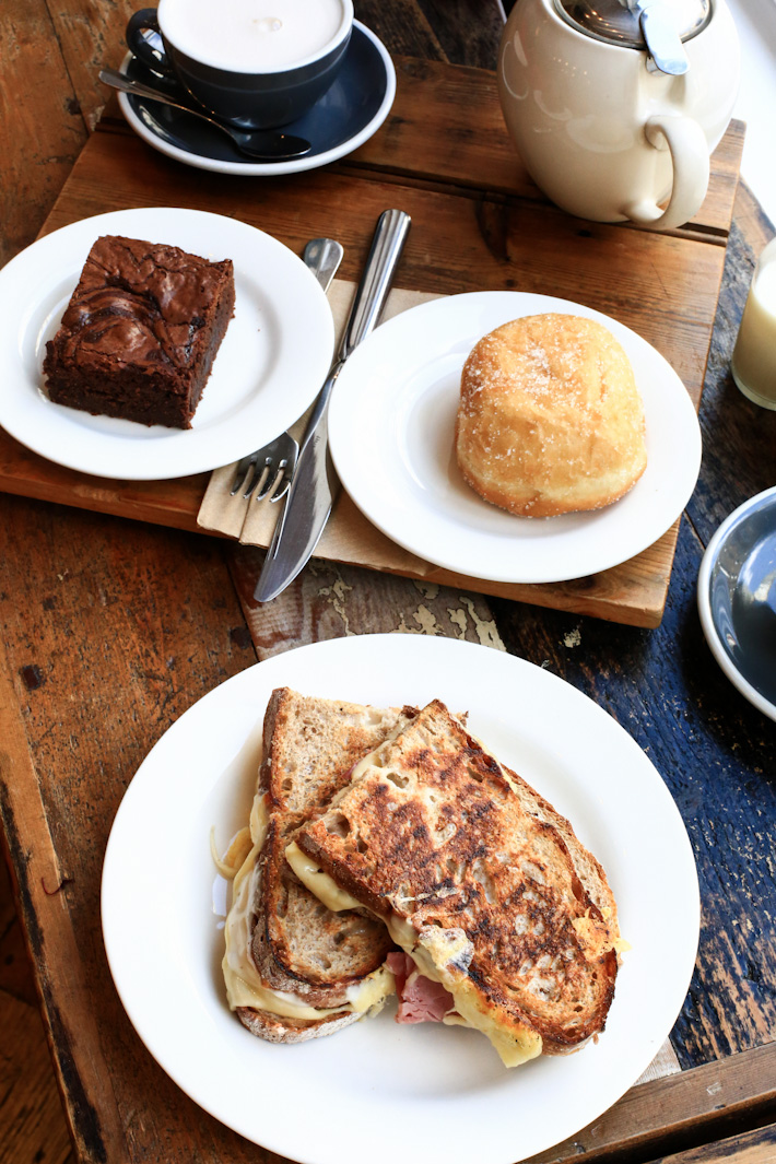 Timberyard Cafe