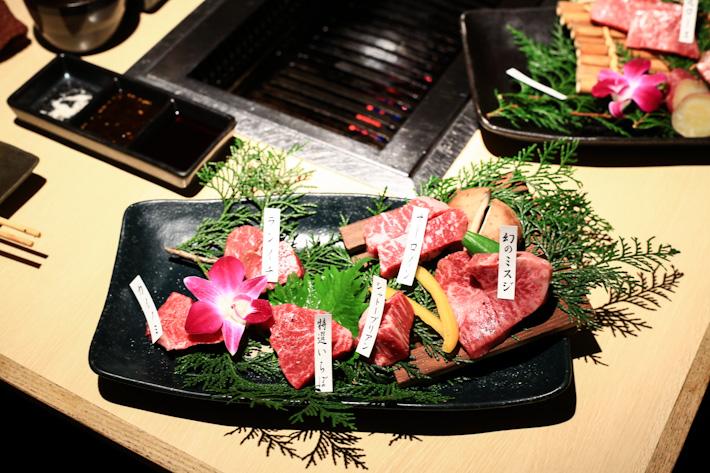 Matsusaka Beef Yakiniku M