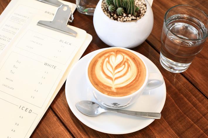 Pacamara coffee cafe