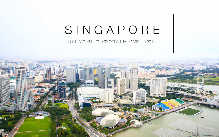 Singapore Top Travel Spot