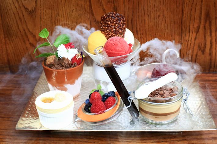 mezza9 Dessert