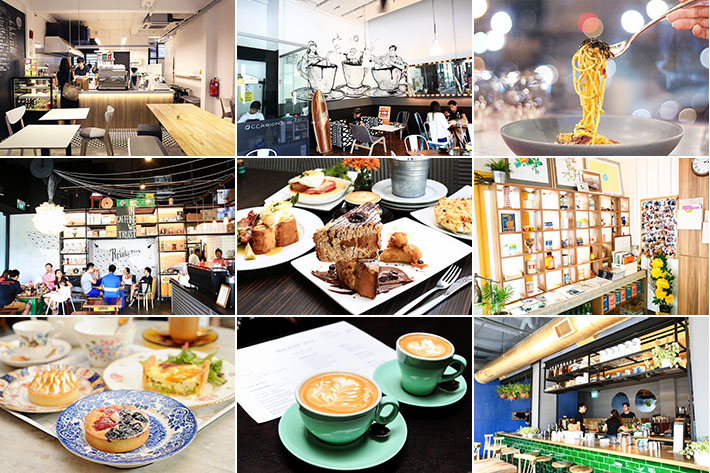 Best Cafes in West