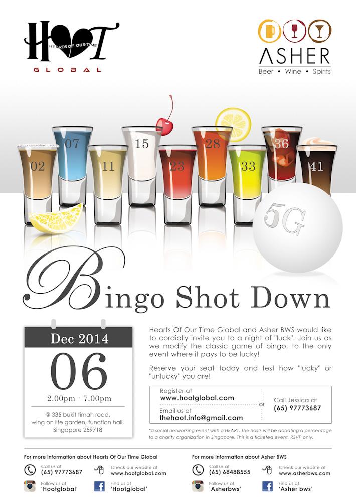 Bingo Shot Down