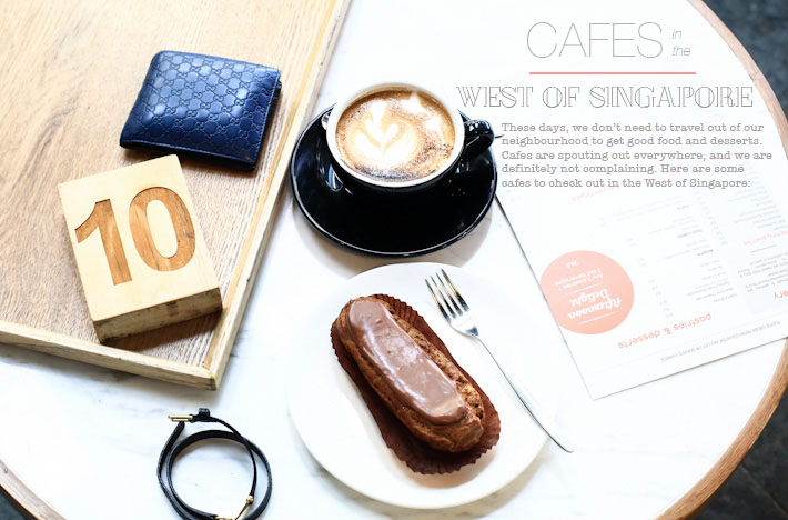 Cafes in West Singapore