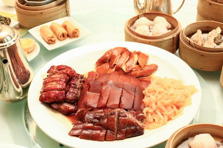 Cantonese roast