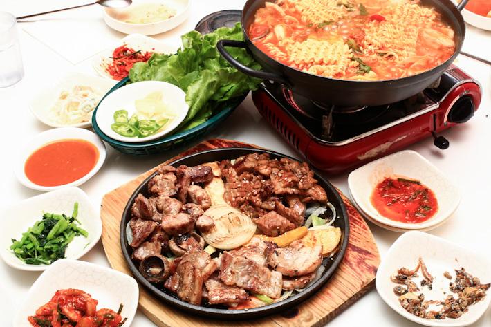 Hanwoori Korean