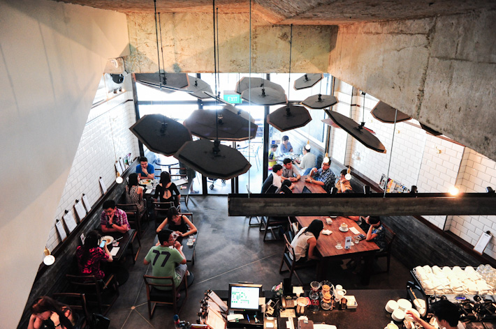 Jewel Cafe Rangoon Road