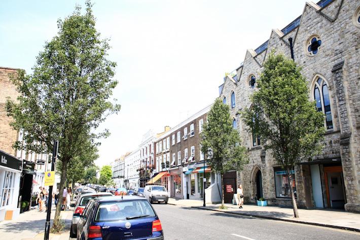 Nottinghill London