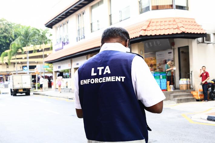 Traffic Enforcement Officer Fatimah